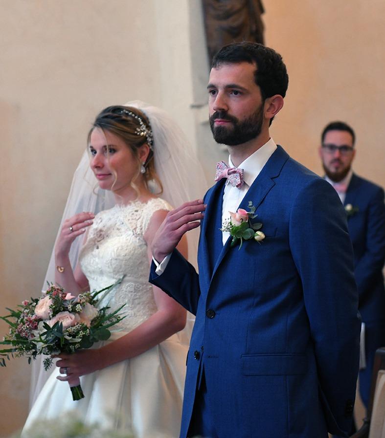 Mariage de Gaëtan et Alicia