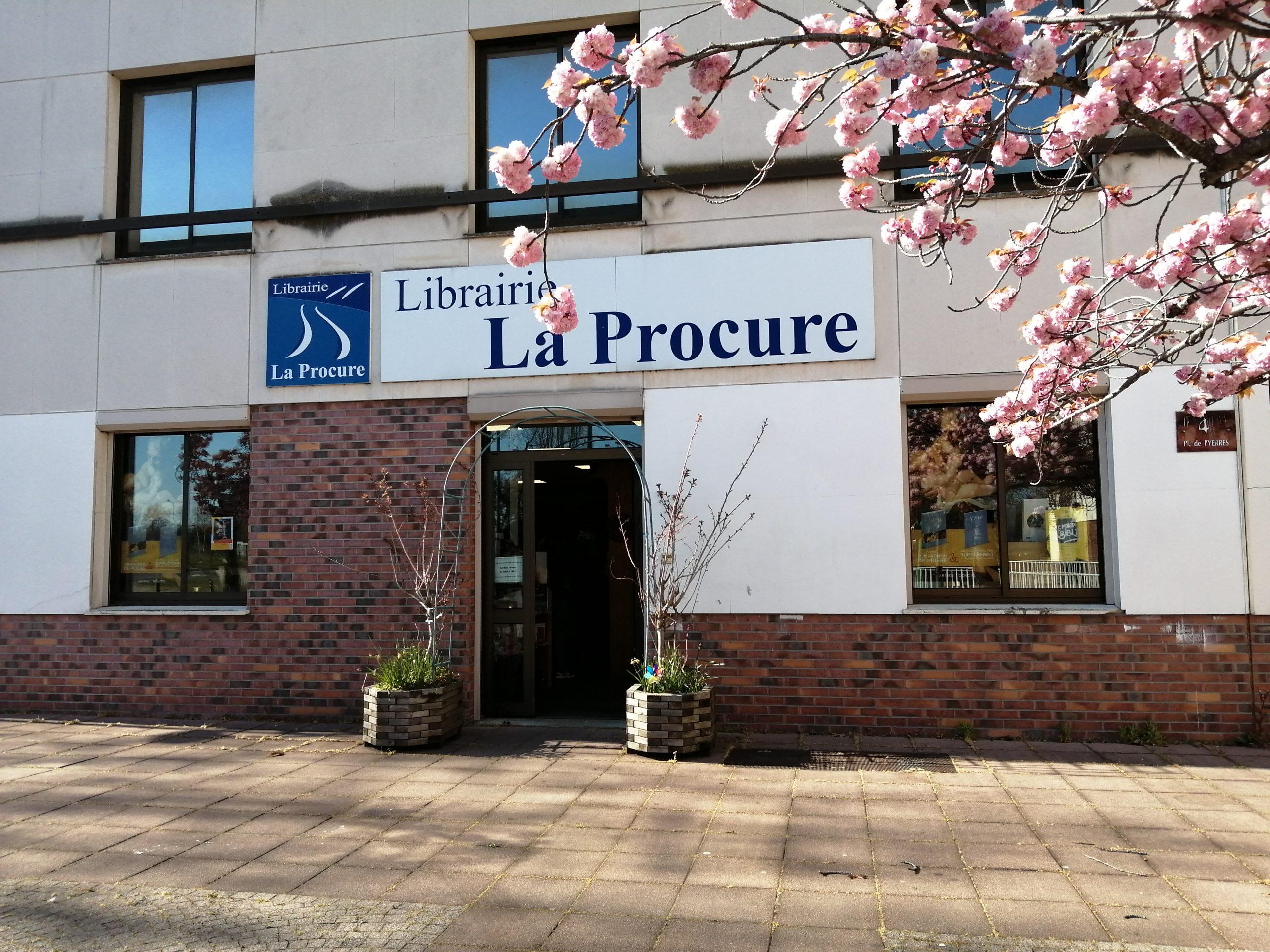 Librairie La Procure Évry