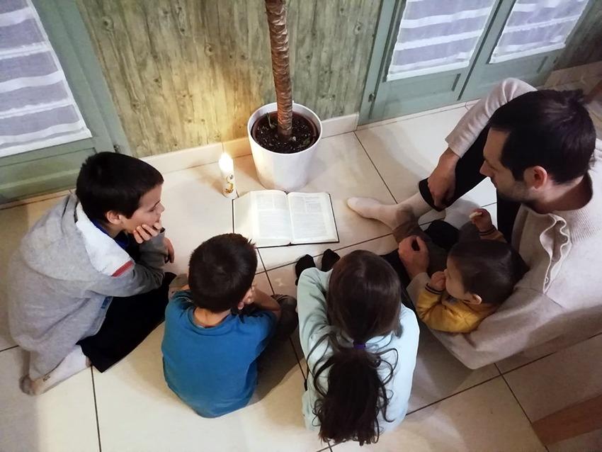 Liturgie familiale <br>pour vivre  la messe du dimanche