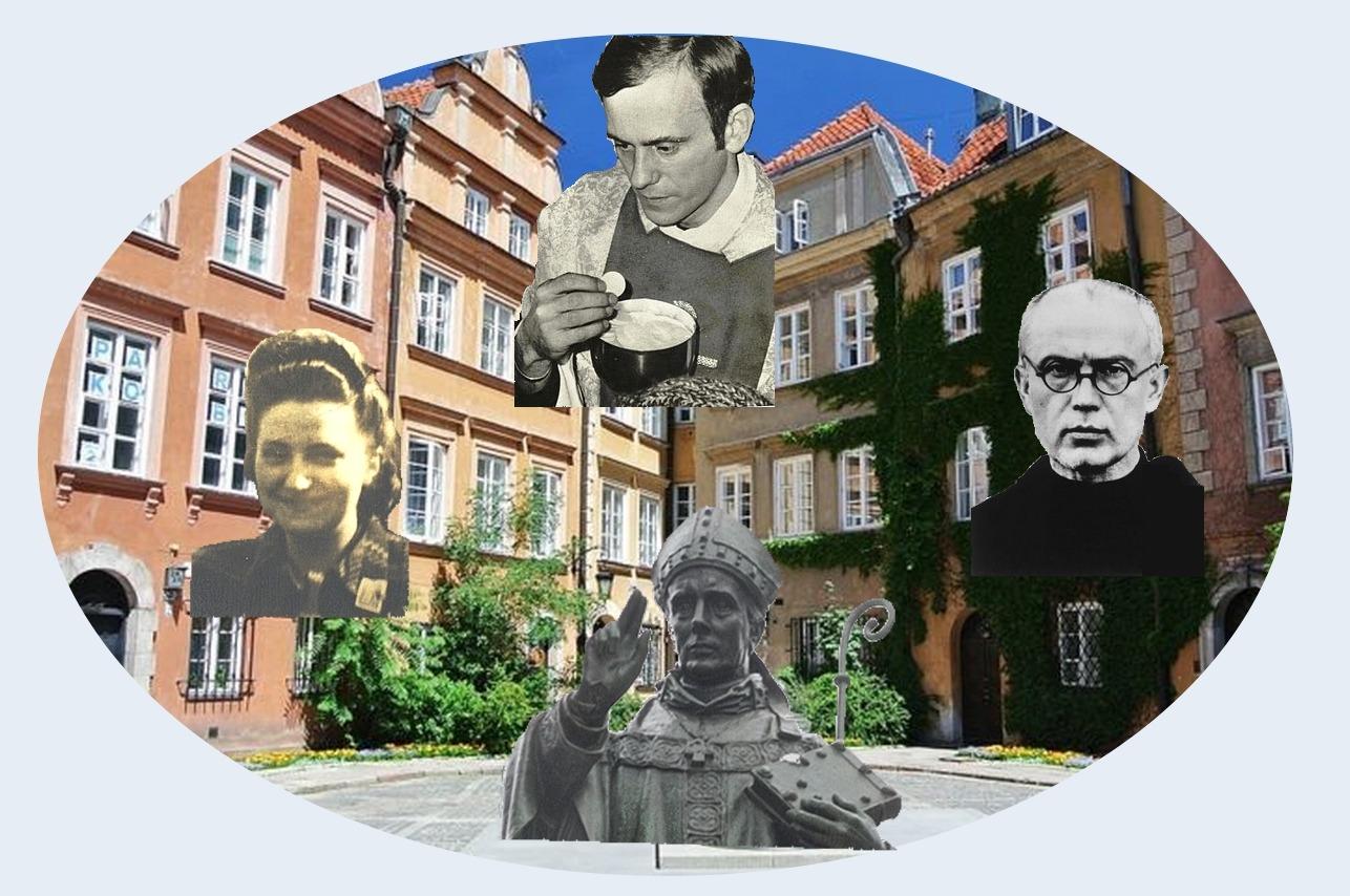 Sur les pas des saints polonais