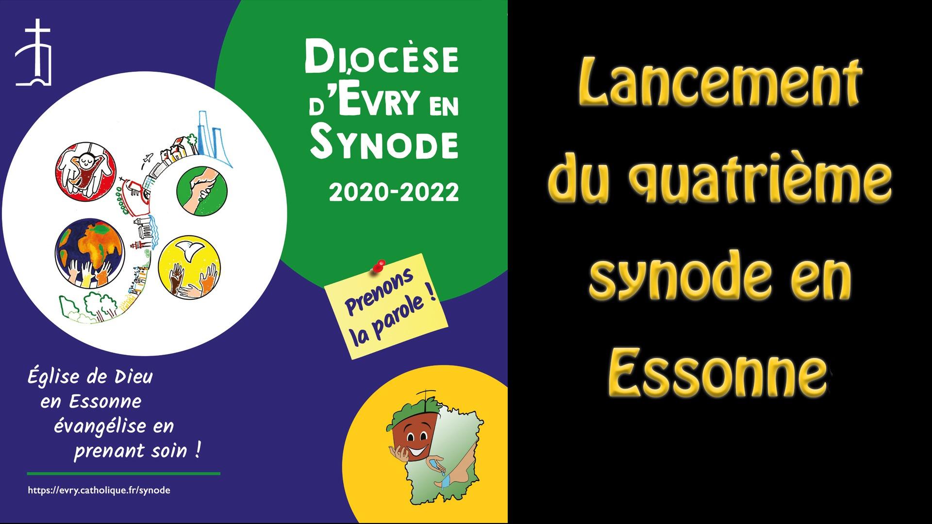 Lancement du Synode par Mgr Michel Pansard