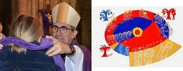 Message de Mgr Pansard pour le carême 2021