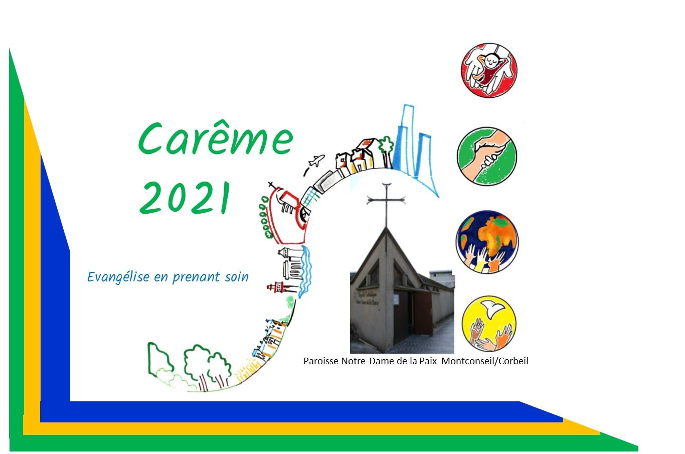 Carême et Synode (suite)