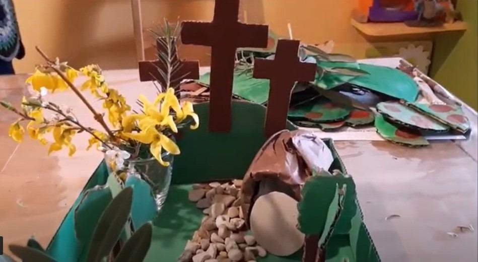 Un beau Jardin de Pâques