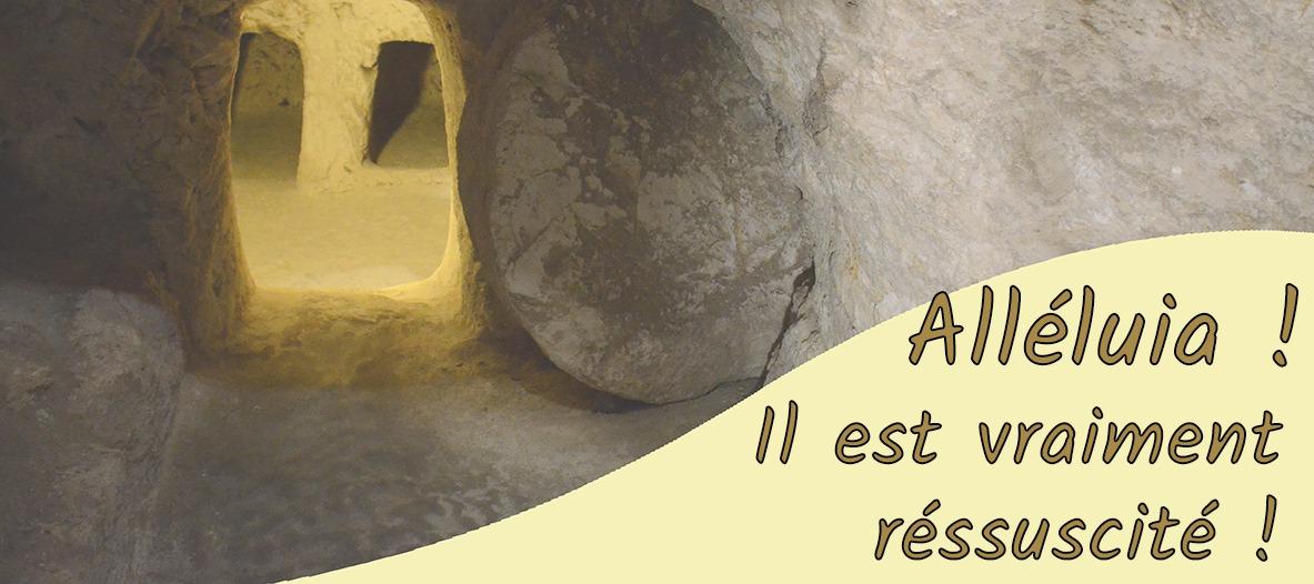 Podcast- <br/>Témoins du Christ Ressuscité en Essonne