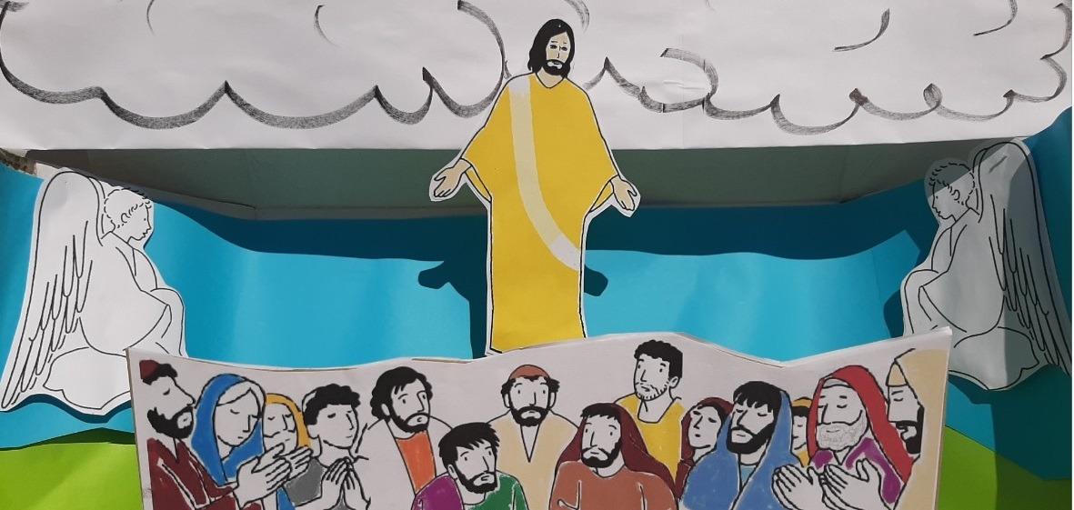 Bientôt l'Ascension et la Pentecôte