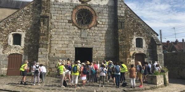 Dixième pèlerinage des mères de famille de l'Essonne