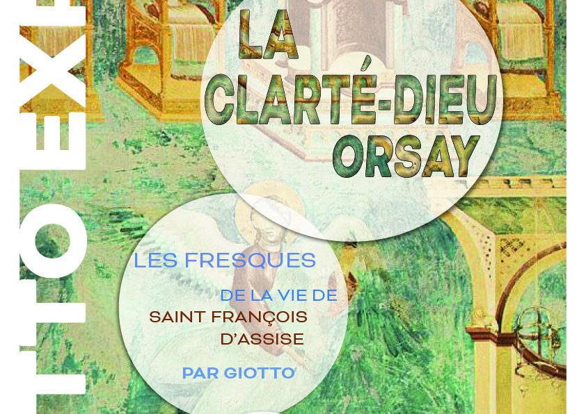 Des fresques de Giotto à la Clarté-Dieu