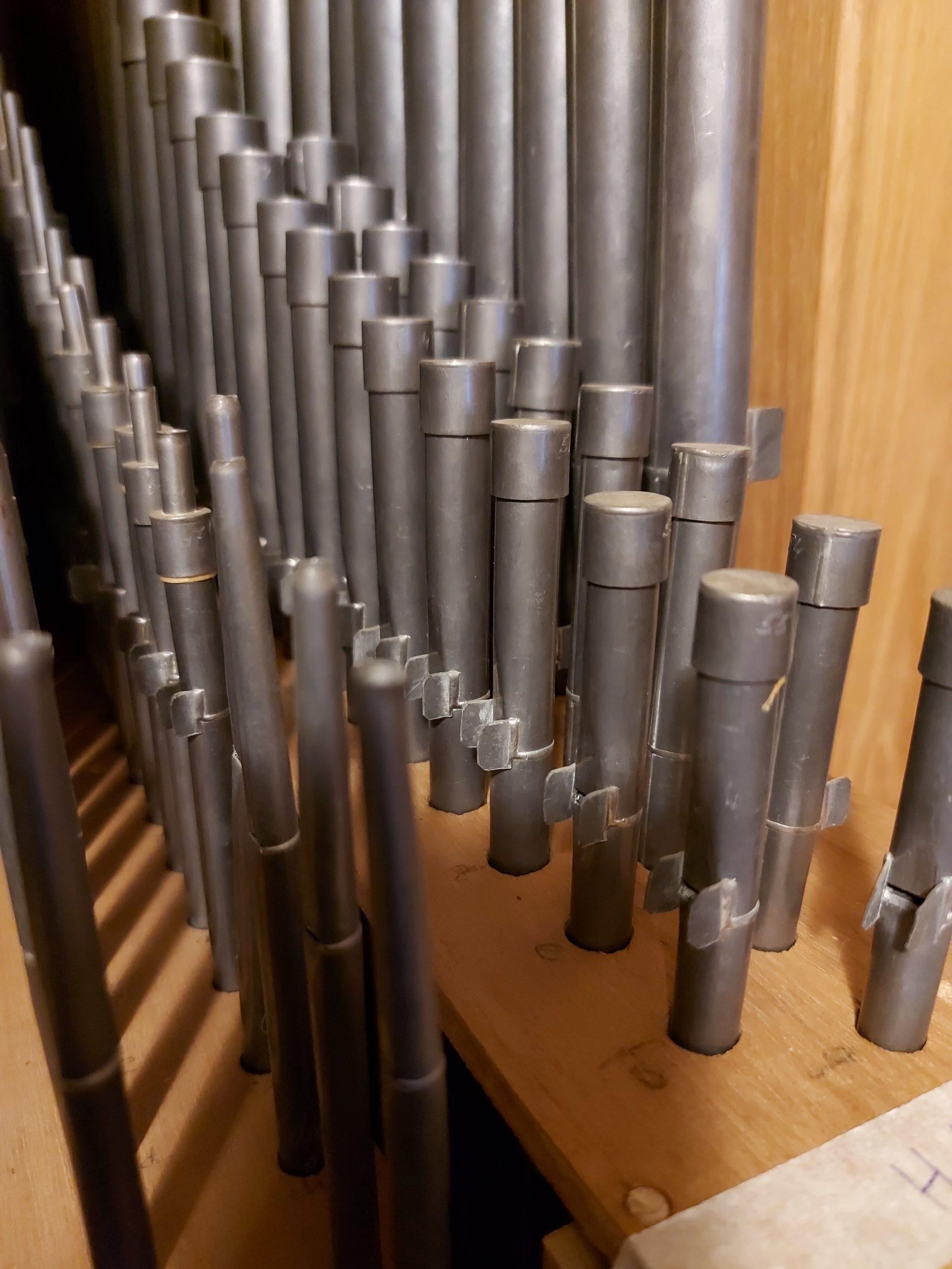 Un nouvel orgue à tuyaux pour la Cathédrale de la Résurrection !