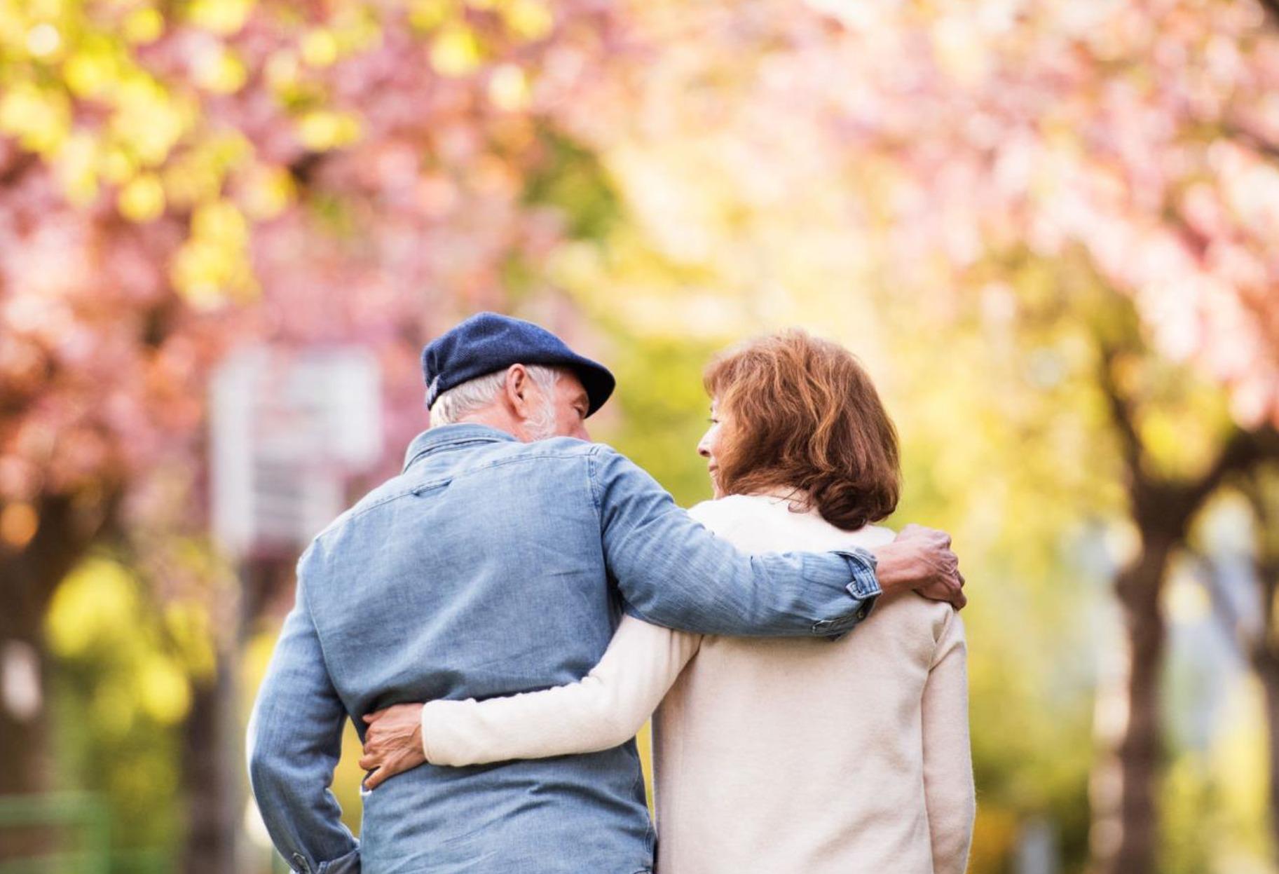 Le couple à la retraite