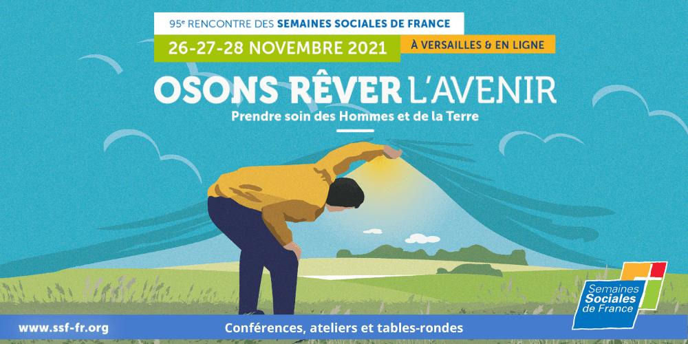 95e Rencontre des Semaines Sociales de France
